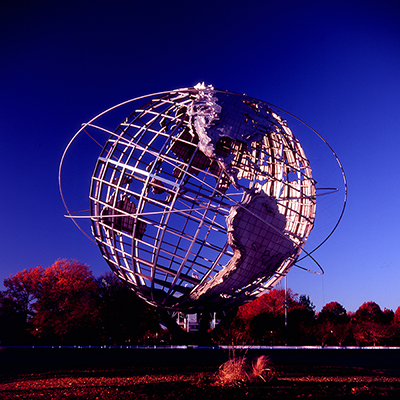unisphere fall sunset starlite