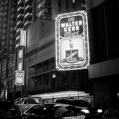 walter kerr night starlite