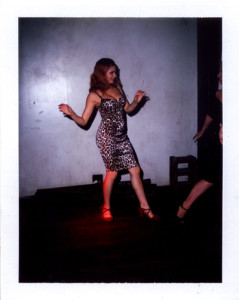 leopard dancer polaroid starlite