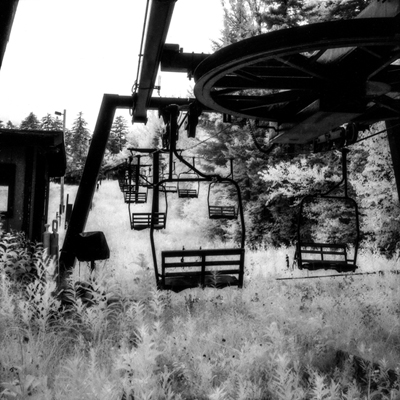 ski lift IR starlite